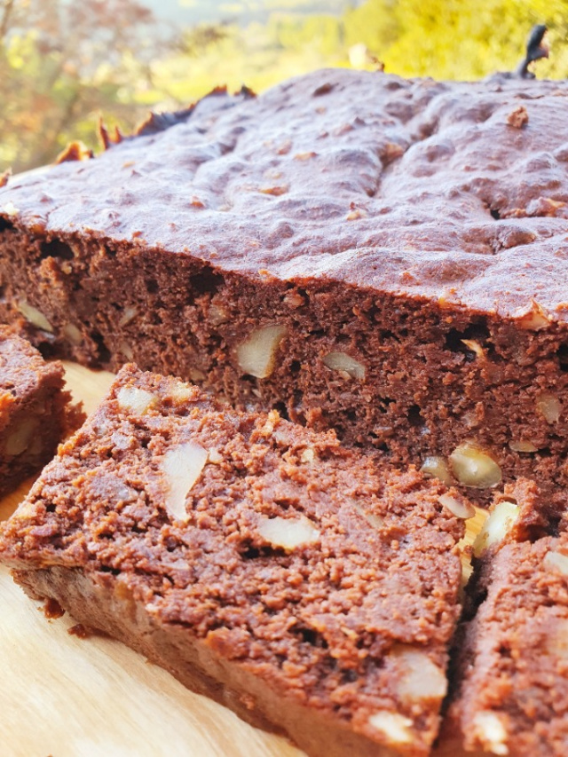 brownies avec farine amandes